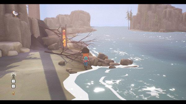 《玛鲁与她梦幻般的境界》游戏截图