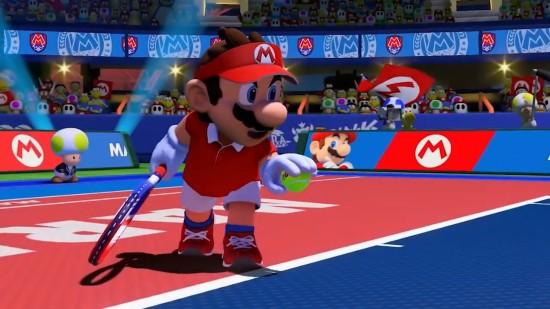 《马里奥网球Aces》图片2