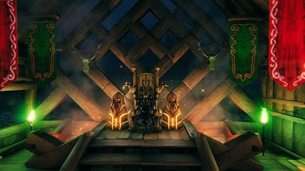 英灵神殿图片