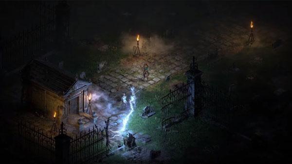 《暗黑破坏神2》游戏截图