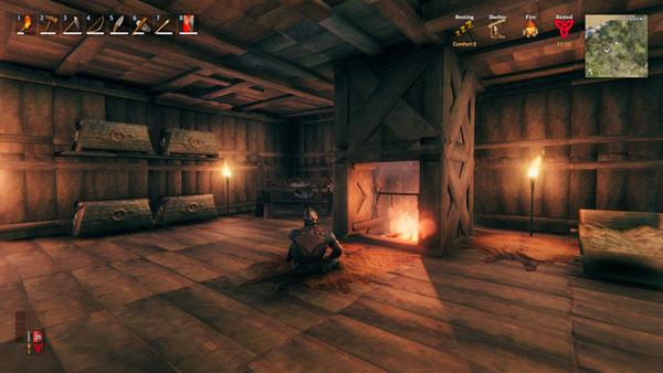 英灵神殿游戏截图