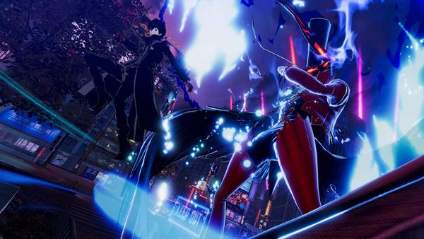 女神异闻录5S游戏图片1