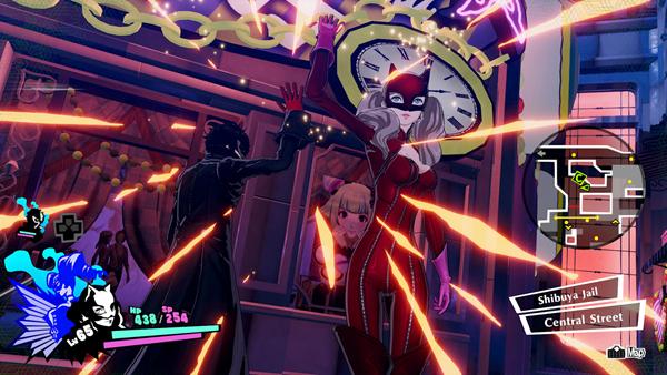 女神异闻录5S游戏图片2