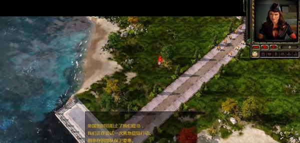 红色警戒3命令与征服游戏截图