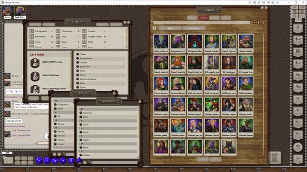 Fantasy Grounds Unity游戏截图4