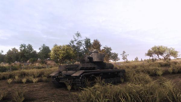坦克小队截图0
