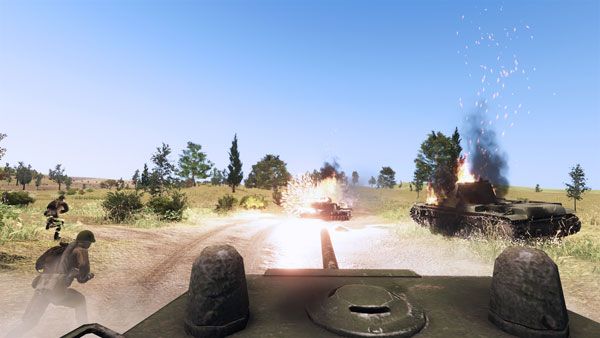 坦克小队截图1