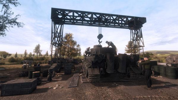 坦克小队截图2
