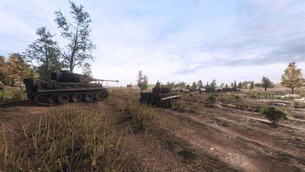 坦克小队截图4