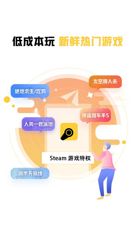 steam游戏特权截图0