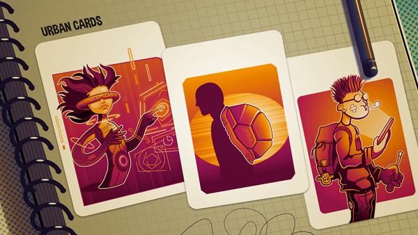 都市卡牌(Urban Cards)截图0