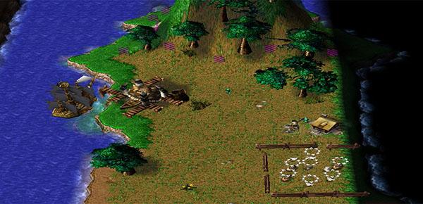 魔兽争霸3风云大陆地图截图1