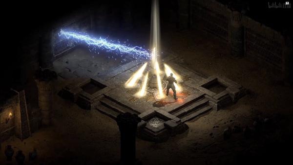 暗黑破坏神2重制版截图1