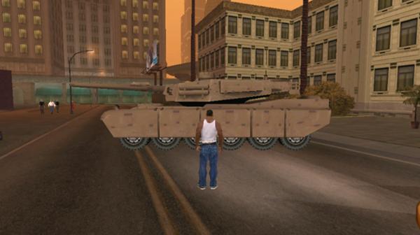 GTA圣安地列斯手机版中文汉化版截图0