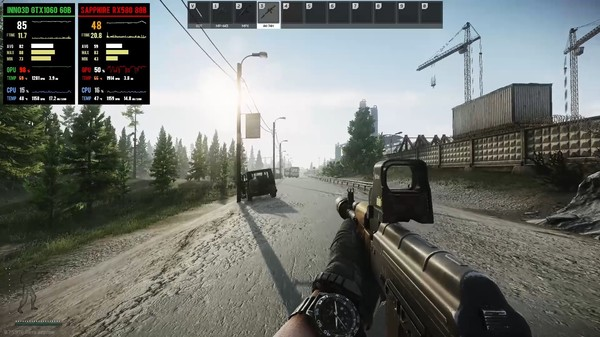 FPS Monitor截图1