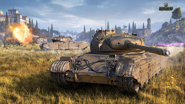 坦克世界火炮及激光炮线集合插件截图0