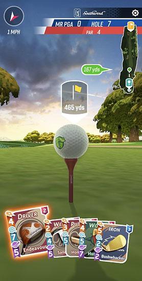 高尔夫大战无限货币版截图0