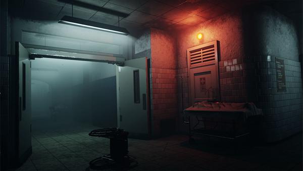 恐怖医院VR截图4