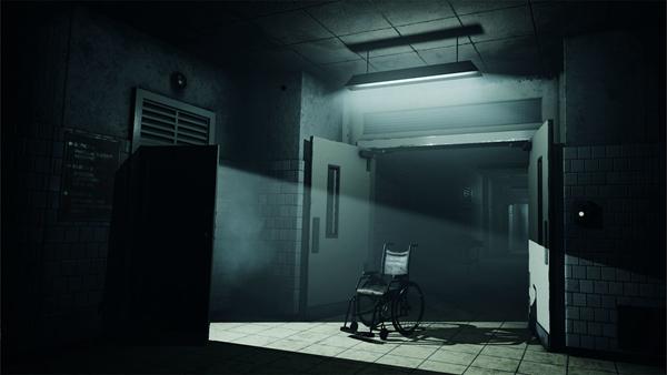 恐怖医院VR截图0