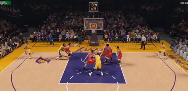 NBA2K15游戏截图1