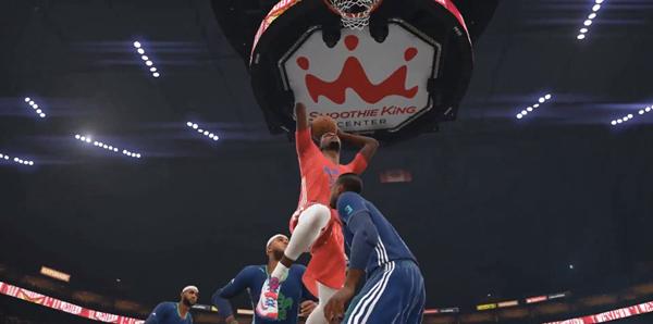 NBA2K15游戏截图2