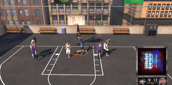 NBA2K15游戏截图3