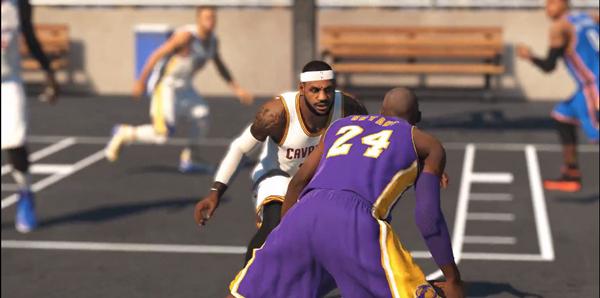 NBA2K15游戏截图4