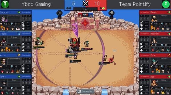 团战经理游戏图片5