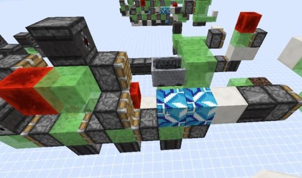 我的世界机械动力盾构机图3