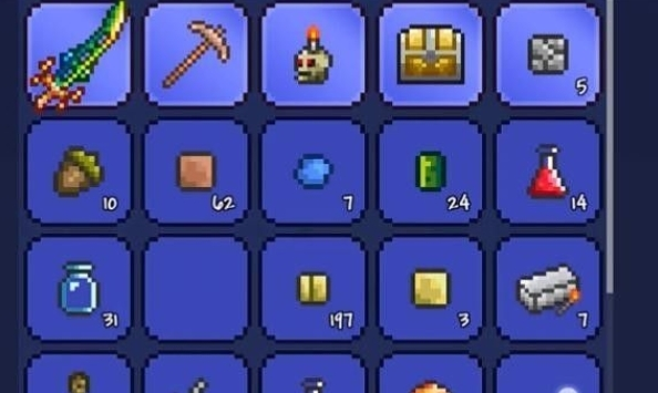 泰拉瑞亚1.3卡箱子7