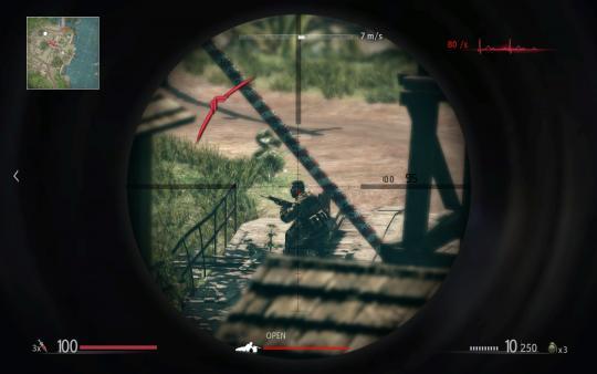 狙击手幽灵战士游戏截图3