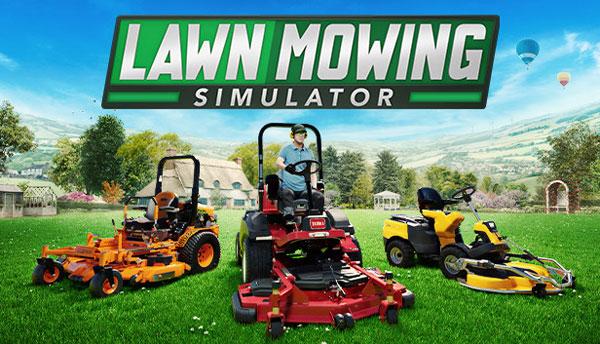 草坪割草模拟器截图