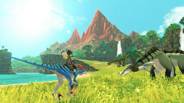 怪物猎人物语2破灭之翼截图1