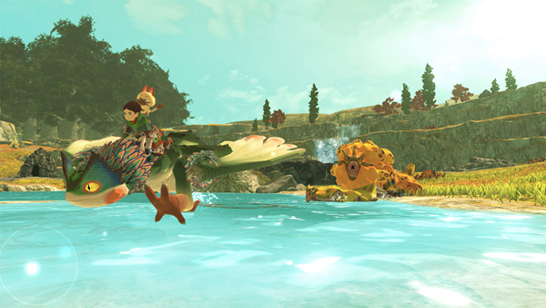怪物猎人物语2破灭之翼截图2