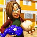虚拟母亲生活模拟器