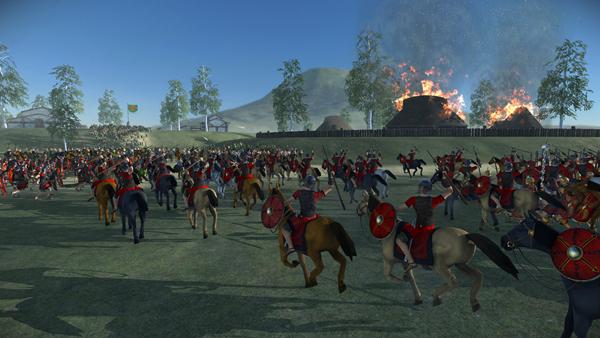 全面战争:罗马重制版截图0