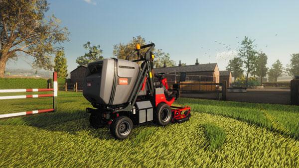 草坪割草模拟器截图2