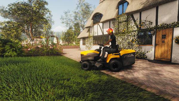 草坪割草模拟器截图3