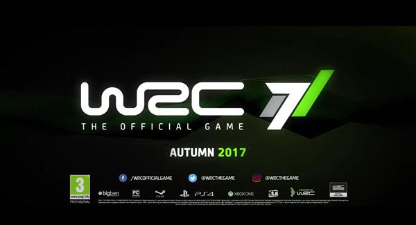 WRC7游戏图片1