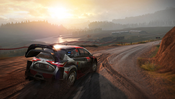 WRC7游戏图片2