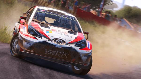 WRC7游戏图片5