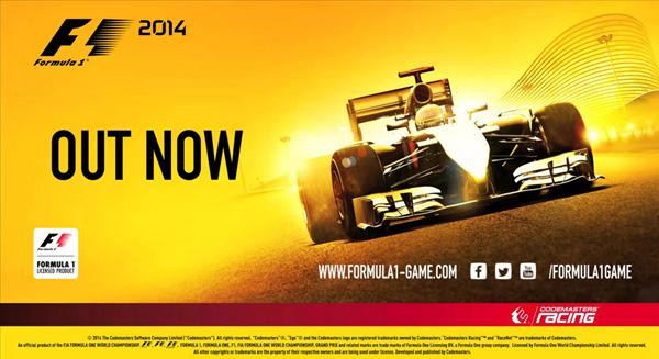 F1 2014游戏图片1
