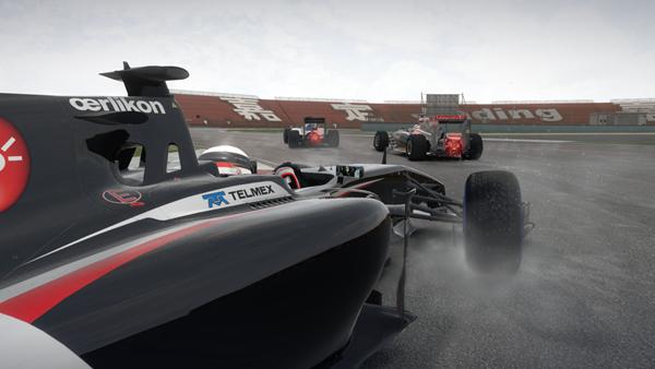 F1 2014游戏图片2