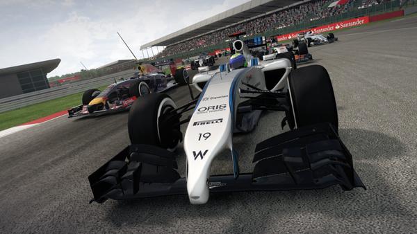F1 2014游戏图片4