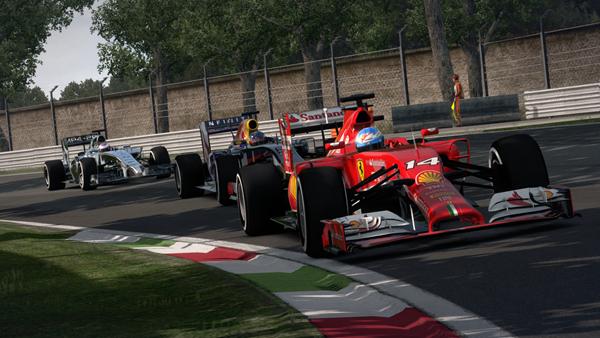 F1 2014游戏图片5
