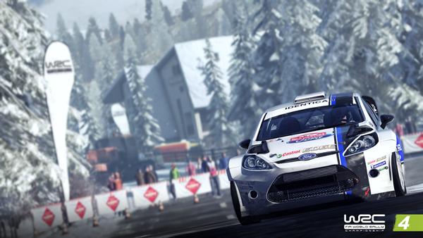 世界汽车拉力锦标赛4游戏图片1