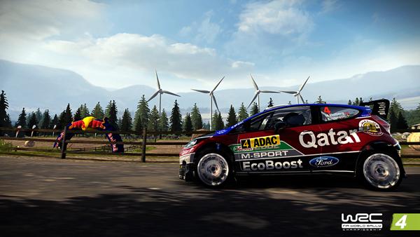 世界汽车拉力锦标赛4游戏图片2