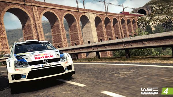 世界汽车拉力锦标赛4游戏图片4