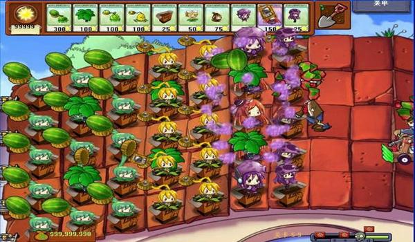 植物大战僵尸初音版电脑版2