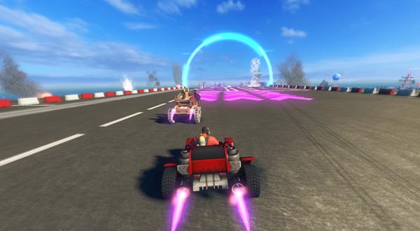 索尼克全明星赛车变形游戏图片1